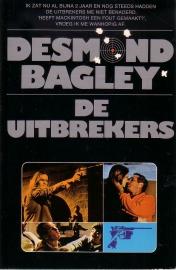 Desmond Bagley - 3 paperbacks naar keuze
