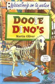 Waanzinnig om te weten: Martin Oliver - Dooie dino's