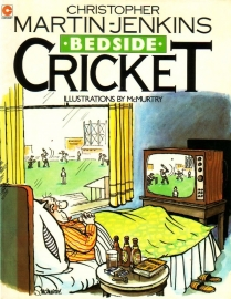 Christopher Martin-Jenkins - Bedside Cricket