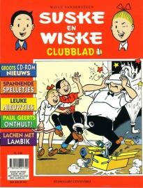 Suske en Wiske - Clubblad 1