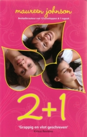 Maureen Johnson - 2 + 1
