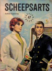 Saffier-reeks 47: Celine Conway - Scheepsarts