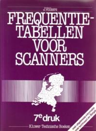 J. Völkers - Frequentietabellen voor scanners