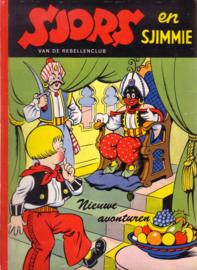 Sjors en Sjimmie - Nieuwe avonturen [1e druk]