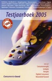 Consumentenbond - Testjaarboek 2005