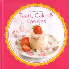 40 recepten voor taart, cake & koekjes