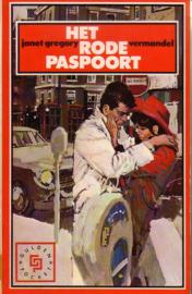 Gulden Pocket 07: UrsJanet Gregory Vermandel - Het rode paspoort