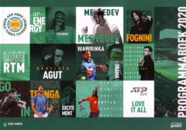 Programmaboek 47nd ABN AMRO World Tennis Tournament 2020