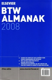 Elsevier BTW Almanak 2008
