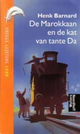 Henk Barnard - De Marokkaan en de kat van tante Da [Vroege Lijsters]