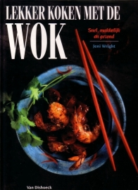 Jeni Wright - Lekker koken met de wok