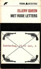 Ellery Queen - Met rode letters