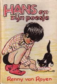 Renny van Royen - Hans en zijn poesje