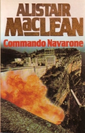 Alistair MacLean - Commando Navarone