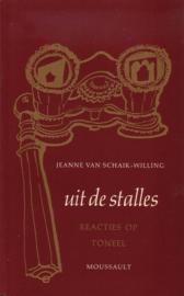 Jeanne van Schaik-Willing - Uit de stalles
