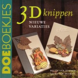 Doe-boekje: 3D knippen nieuwe variaties