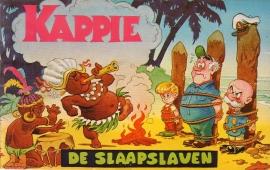 Marten Toonder - Kappie en de slaapslaven
