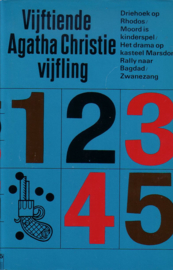 15. Vijftiende Agatha Christie Vijfling [hardcover]