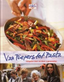 Van Piepers tot Pasta [jubileumkookboek]