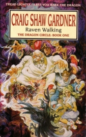 Craig Shaw Gardner - Raven Walking