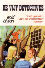 Enid Blyton - De Vijf Detectives: 03. Het geheim van de verborgen kamer