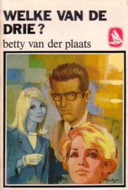 Witte Raven S 135: Betty van der Plaats - Welke van de drie?