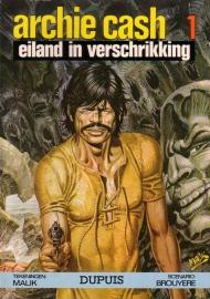 Archie Cash - 1. Eiland in verschrikking [1e druk]