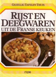 Gezellig Tafelen Thuis - Rijst en deegwaren uit de Franse keuken