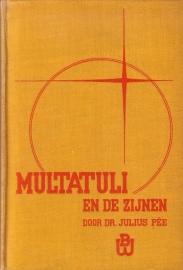 Dr. Julius Pée - Multatuli en de zijnen