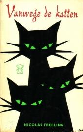Nicolas Freeling - Vanwege de katten