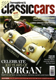 Thoroughbred & Classic Cars - January 2009
