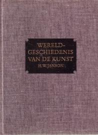 H.W. Janson - Wereldgeschiedenis van de kunst