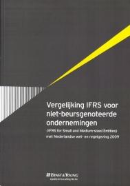 Ernst & Young - Vergelijking IFRS voor niet-beursgenoteerde ondernemingen