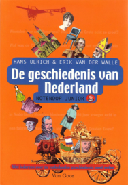 Hans Ulrich/Erik van der Walle - De geschiedenis van Nederland