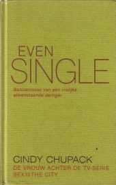 Cindy Chupack - Even single