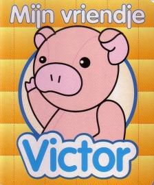 Mijn vriendje Victor [kartonboekje]
