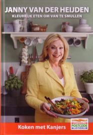 Koken met Kanjers 04: Janny van der Heijden - Kleurrijk eten om van te smullen [gratis (zie voorwaarde)]