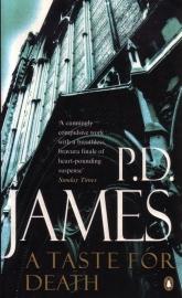 P.D. James - A Taste for Death