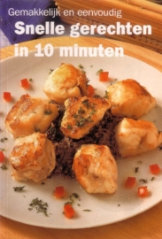 Snelle gerechten in 10 minuten