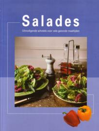 Salades - Uitnodigende schotels voor vele gezonde maaltijden