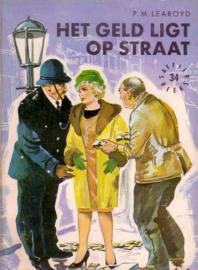 Saffier-reeks 34: P.M. Learoyd - Het geld ligt op straat