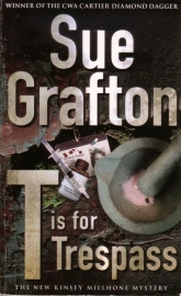 Sue Grafton - T is for Trespass