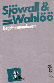 Sjöwall & Wahlöö - 9. De politiemoordenaar