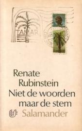 Renate Rubinstein - Niet de woorden maar de stem