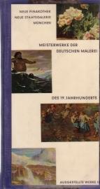 Meisterwerke der Deutschen Malerei des 19. Jahrhunderts - Ausgestellte Werke II