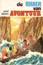 Enid Blyton - De Vijf  Detectives [De Avonturen-serie]: 8.  De rivier van avontuur