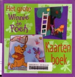 Het grote Winnie de Poeh kaartenboek