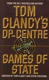 Tom Clancy`s Op-Centre - Games Of State
