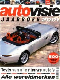 Autovisie Jaarboek 2001