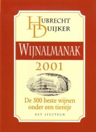 Hubrecht Duijker - Wijnalmanak 2001